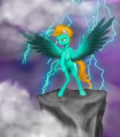 Fury of the thunder by Vinicius040598