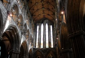 St. Mungo's Cathedral by Emz-Photography