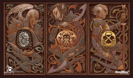 Card backs by Toru-meow