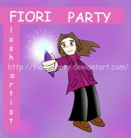 Fiori Party: Anime Style by fiori-party