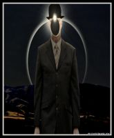 Eclipse Of Man.. by lousephyr