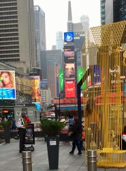 Times Square by EmilyDfan