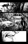 The Cape: Fallen page 8 inks