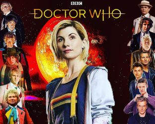 The doctors mini poster by WHOpng