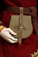 Viking tasche bag for BJD by scargeear