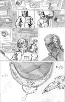 Annunaki pg 19 pencils by hdub7