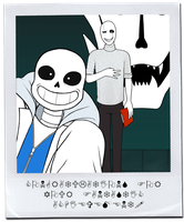 UNDERTALE - The Gaster Blaster Experiment by ForeverSonu
