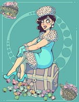 BenDeLaCreme by starblinx