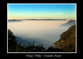 Cloudy Valley by FireflyPhotosAust