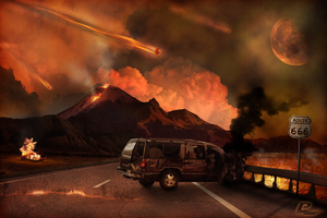 Highway to hell (remake) by pavoldvorsky