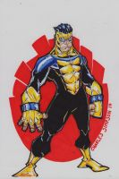 invincible for watts by charlessimpson
