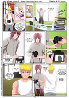 NaruSasu douji Pg 76 PhotoShoot by Cassy-F-E