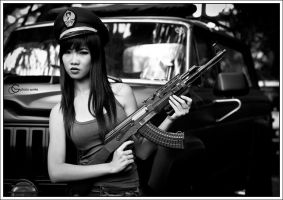 Back Off, Or I'll Shoot.. by GC-Photoworks