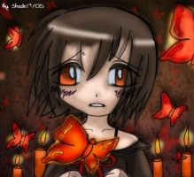 .::Mio-fatal frame 2::. by shade14