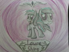MLP: Laure Shire by Paladin360