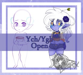 YCH (Open) by DoodleF0X