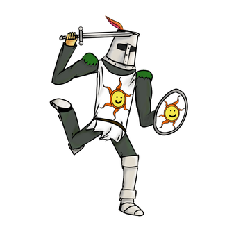 Solaire of Astora by Metachris