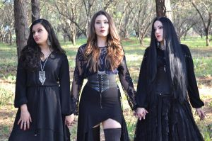 Coven 10 by gilraen-stock