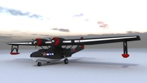 catalina PBY STV308 by Sphinx1