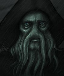 Davy Jones by Mustang-sauvage