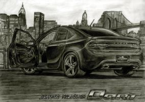 Always Welcome, The Dodge Dart by toyonda