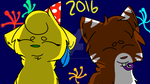 The year of new by Redpandaseas