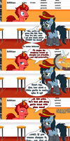CMSN: Tip My Hat to You by JasperPie