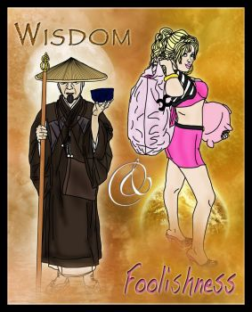 Lairhandi: Wisdom Foolishness by Illishar