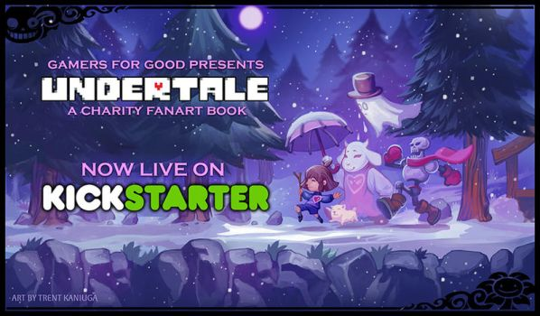 Gamers for Good Presents: Undertale is now LIVE by GamersforGood