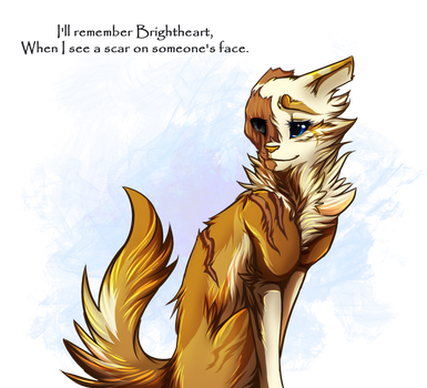 1. Brightheart by FIamesong