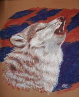 Howling Wolf detailed by HillBilly-Pepper