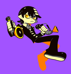 death the squid by sorrysap