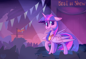 Twilight Sparkle: Best in Show by Hollulu