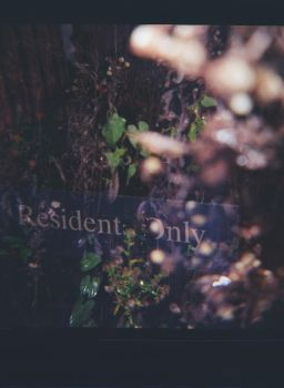 Resident Only by keepyoureyeswideopen
