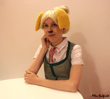 Isabelle - daydream by Mlie-Redfield