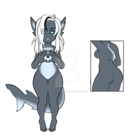 Child of the sea adopt {Closed} by SoulsofTheDoomed