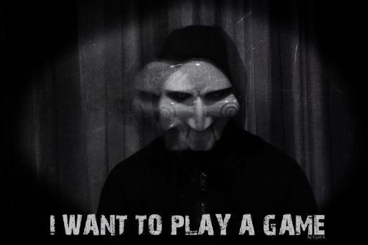 I Want To Play A Game by DeMoKoS
