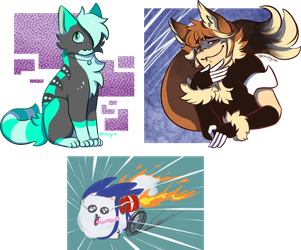 AF Compilation Part 13 2018 by Chirpy-chi