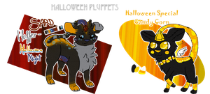 Pluffets - Halloween Auction! (( CLOSED )) by ThatCreativeCat
