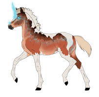 N3196 Padro Foal Design for DarkestNation by casinuba