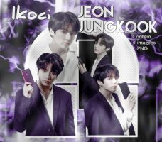 Jungkook LG png pack by iKoci
