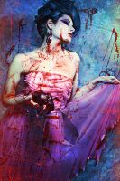 blood shoot by SindelChaos