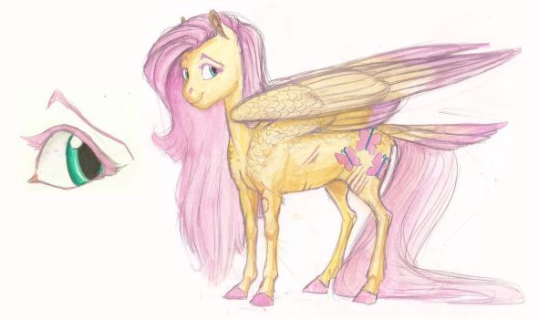 Headcanon: Fluttershy by Earthsong9405