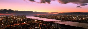 Another view from Umeda Sky Building during Sunset by imladris517