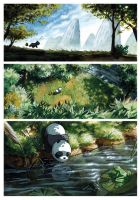 pandala 1 planche by bertrand-hottin