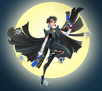 Vector - Bayonetta 2 by Crumbelievable
