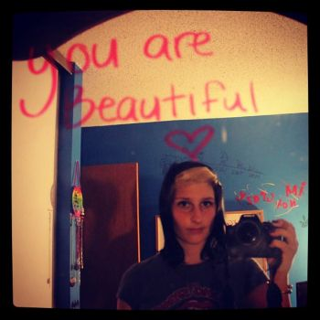You Are Beautiful by jeshimikah
