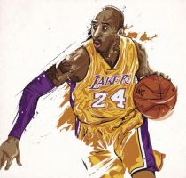 Kobe-Bryant by earlsonvios