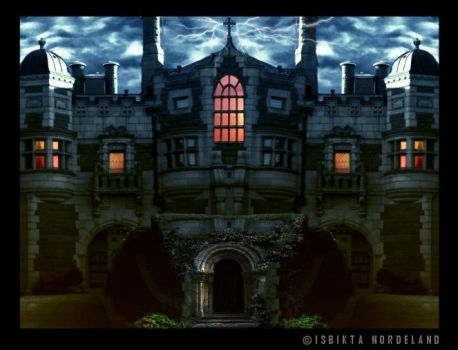 no 1 - The castle of evil by Isbikta