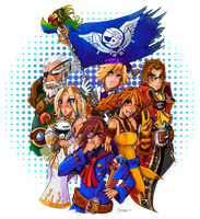 .:Skies of Arcadia:. by Eggabeg
